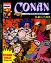 Cover for Conan il barbaro (Comic Art, 1989 series) #38
