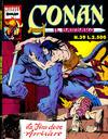 Cover for Conan il barbaro (Comic Art, 1989 series) #39