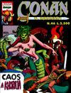 Cover for Conan il barbaro (Comic Art, 1989 series) #46