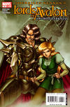 Cover for Lords of Avalon: Sword of Darkness (Marvel, 2008 series) #6
