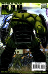 Cover for World War Hulk (Marvel, 2007 series) #3 [Variant Edition]