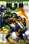 Cover for World War Hulk (Marvel, 2007 series) #2 [Variant Edition]