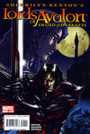 Cover Thumbnail for Lords of Avalon: Sword of Darkness (2008 series) #1