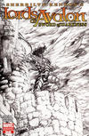 Cover Thumbnail for Lords of Avalon: Sword of Darkness (2008 series) #1 [Sketch Variant Edition]