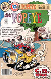 Cover for Popeye (Charlton, 1969 series) #138