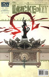 Cover for Locke & Key: Keys to the Kingdom (IDW, 2010 series) #5 [RI Cover]
