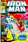 Cover for Iron Man (Play Press, 1989 series) #26