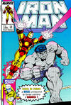 Cover for Iron Man (Play Press, 1989 series) #32