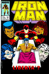 Cover for Iron Man (Play Press, 1989 series) #33