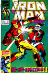 Cover for Iron Man (Play Press, 1989 series) #36
