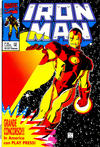Cover for Iron Man (Play Press, 1989 series) #38