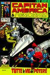 Cover for Capitan America & i Vendicatori (Edizioni Star Comics, 1990 series) #6