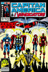 Cover for Capitan America & i Vendicatori (Edizioni Star Comics, 1990 series) #7