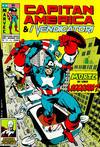 Cover for Capitan America & i Vendicatori (Edizioni Star Comics, 1990 series) #11