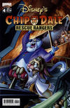 Cover for Chip 'n' Dale Rescue Rangers (Boom! Studios, 2010 series) #4 [Cover A]