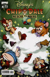 Cover for Chip 'n' Dale Rescue Rangers (Boom! Studios, 2010 series) #4 [Cover B]