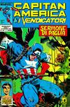 Cover for Capitan America & i Vendicatori (Edizioni Star Comics, 1990 series) #23