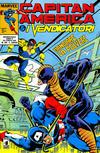Cover for Capitan America & i Vendicatori (Edizioni Star Comics, 1990 series) #25