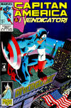 Cover for Capitan America & i Vendicatori (Edizioni Star Comics, 1990 series) #27