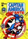 Cover for Capitan America Gigante (Editoriale Corno, 1980 series) #1
