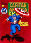 Cover for Capitan America Gigante (Editoriale Corno, 1980 series) #2