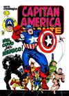 Cover for Capitan America Gigante (Editoriale Corno, 1980 series) #7