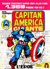 Cover for Capitan America Gigante (Editoriale Corno, 1980 series) #10