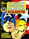 Cover for Capitan America Gigante (Editoriale Corno, 1980 series) #12