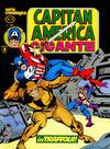Cover for Capitan America Gigante (Editoriale Corno, 1980 series) #5