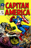 Cover for Capitan America (Editoriale Corno, 1973 series) #42