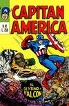 Cover for Capitan America (Editoriale Corno, 1973 series) #42