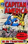 Cover for Capitan America (Editoriale Corno, 1973 series) #43