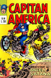 Cover for Capitan America (Editoriale Corno, 1973 series) #44