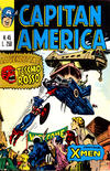 Cover for Capitan America (Editoriale Corno, 1973 series) #45