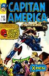 Cover for Capitan America (Editoriale Corno, 1973 series) #45