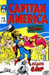 Cover for Capitan America (Editoriale Corno, 1973 series) #46