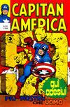 Cover for Capitan America (Editoriale Corno, 1973 series) #50