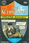 Cover Thumbnail for The Crusaders (1974 series) #1 [39 cent price]