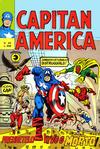 Cover for Capitan America (Editoriale Corno, 1973 series) #66