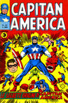 Cover for Capitan America (Editoriale Corno, 1973 series) #67