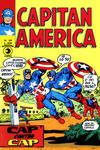 Cover for Capitan America (Editoriale Corno, 1973 series) #68