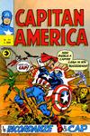 Cover for Capitan America (Editoriale Corno, 1973 series) #71