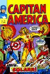 Cover for Capitan America (Editoriale Corno, 1973 series) #72