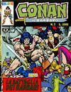 Cover for Conan il barbaro (Comic Art, 1989 series) #7