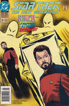 Cover for Star Trek: The Next Generation (DC, 1989 series) #31 [Newsstand]