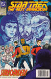Cover for Star Trek: The Next Generation (DC, 1989 series) #22 [Newsstand]