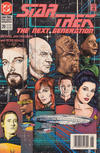 Cover for Star Trek: The Next Generation (DC, 1989 series) #20 [Newsstand]