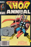 Cover Thumbnail for Thor Annual (1966 series) #11 [Newsstand]