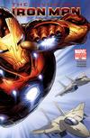 Cover Thumbnail for Invincible Iron Man (2008 series) #500 [Variant Edition - Joe Quesada]
