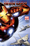 Cover Thumbnail for Invincible Iron Man (2008 series) #500 [Variant Edition - Joe Quesada]